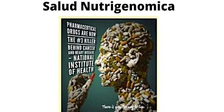 Salud Nutrigenomica tickets