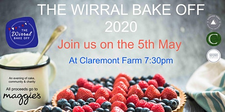 THE WIRRAL BAKE OFF 2020 tickets