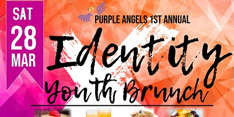 1st Annual Purple Angels Identity Youth Brunch tickets