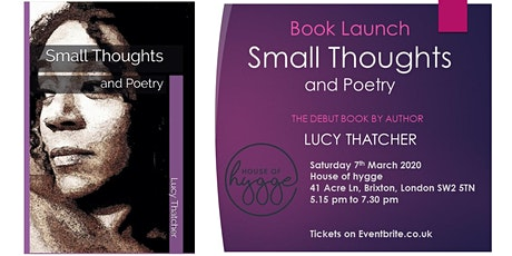 Small Thoughts Book Launch tickets