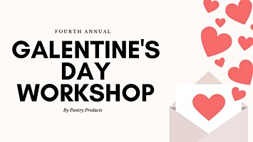 Girl's Night Out, Spent In: Galentine's Workshop