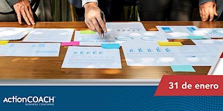 Solicita Información del  Taller de Planeación de Negocios entradas