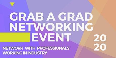 Grab-A-Grad Networking Event tickets