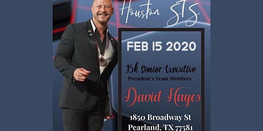 Houston Success Training Seminar (STS) February 2020
