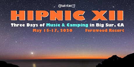 HIPNIC XII May 15-17,2020   On Sale Now! tickets