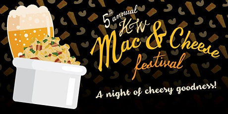 5th Annual Mac & Cheese Festival tickets