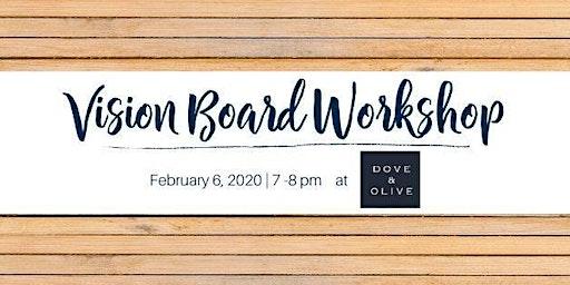 Free Vision Board Workshop