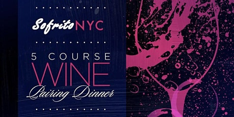 Wine Pairing Dinner At Sofrito NYC tickets