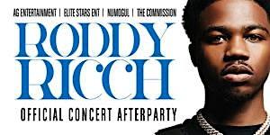 Roddy Ricch Monday Night At Gold Room