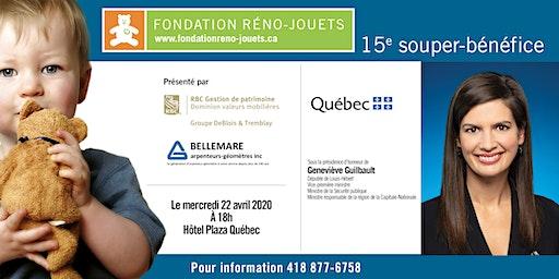 Souper Fondation Réno-Jouets
