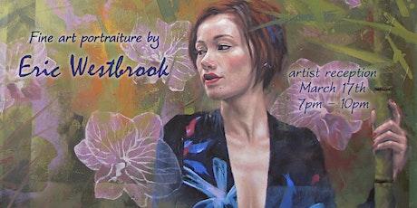 Meet artist Eric Westbrook tickets