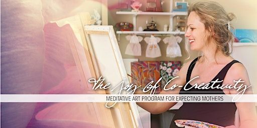 Meditative Art for Expecting/New Mothers - FREE Introductory Session