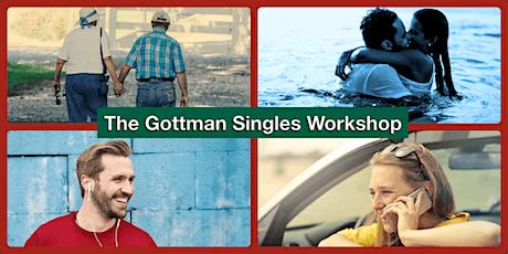 The Gottman Singles Workshop tickets