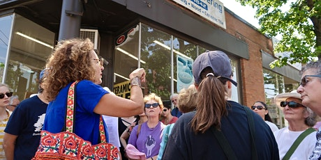 Discover Chelsea's History! Chelsea Jewish Tours (With the Boston Jewish Arts Collaborative, Limited Enrollment) tickets