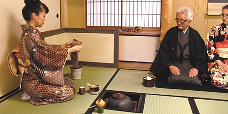 International Cultural Exchange Week: Matcha Service and Mochi Making tickets