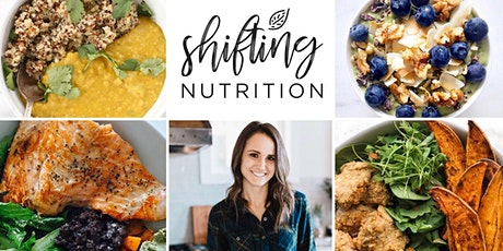 Nutrition Workshop with Shifting Nutrition tickets