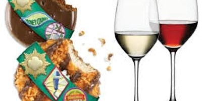 Girl Scout Cookies & Wine Pairing
