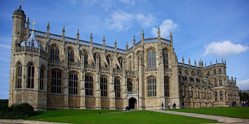 EXCLUSIVE: Windsor Castle Royal Library, Archives and Chapel Tour