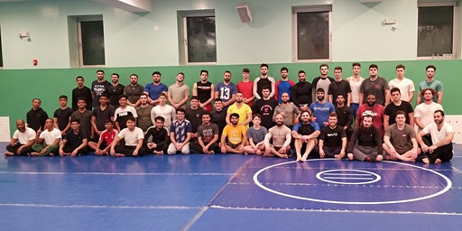 Wednesday Grappling