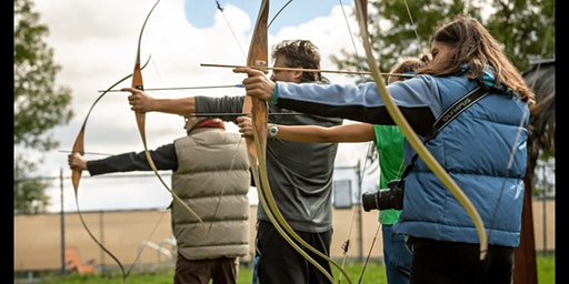 Singles Archery Event (40 - 60) in West Sussex