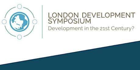 DAY 3 - London Development Symposium: Finance tickets