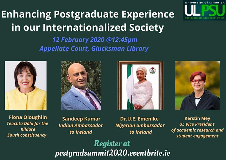 PSU Postgrad Summit image