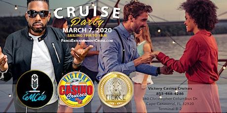 Fierce Entertainment Cruise Party, Live Entertainment, & Fashion Show biglietti