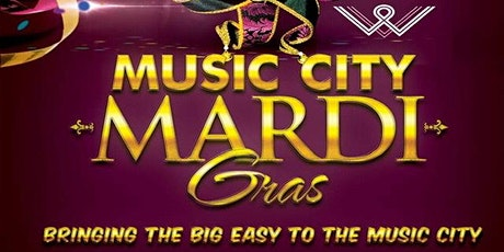 Music City Mardi Gras at Woolworth on 5th: Starring Brassville tickets