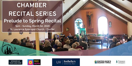 ECO's Prelude to Spring Chamber Recital tickets