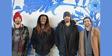 Welcome back progressive jazz-rock band Marbin tickets