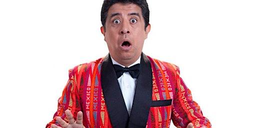 Carlos Eduardo Rico Comedia VIP en Rio Bravo Arlington