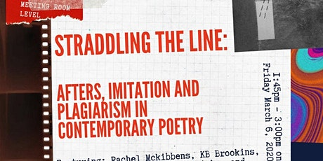 AWP Panel: Straddling the Line: Afters, Imitation and Plagiarism tickets
