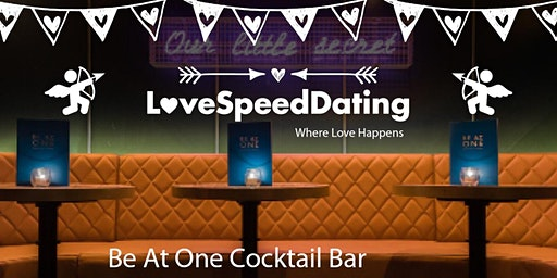 Speed Dating 40's & 50's