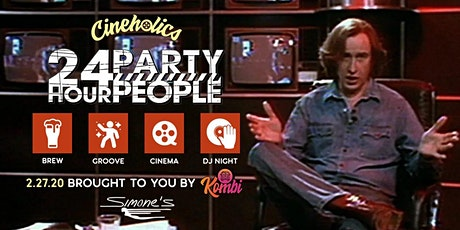 Drinks, Movie and a Party at Simone's - (FREE) tickets