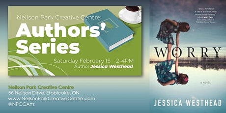 NPCC Authors' Series: Worry by Jessica Westhead tickets