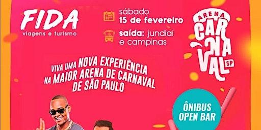 Excursão Arena Carnaval SP