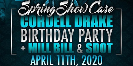 Spring Show Case (Cordell Drake) tickets