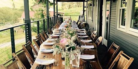Spring Toluma Farms Dinner tickets