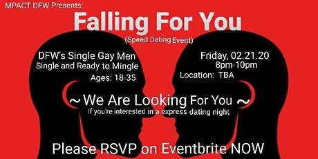Falling For You (Speed Dating Event) tickets