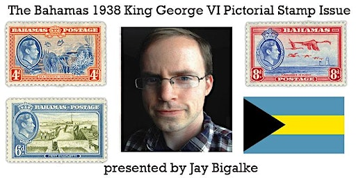 The Bahamas 1938 King George VI Pictorial Stamp Issue with by Jay Bigalke