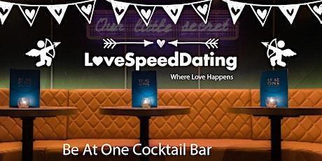 Speed Dating 30's & 40's Birmingham Love Speed Dating tickets