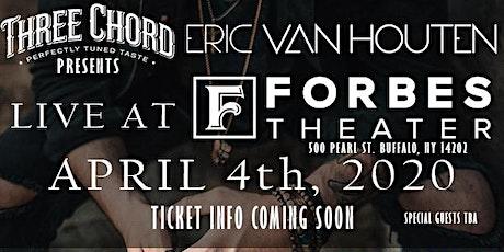 Eric Van Houten Live tickets