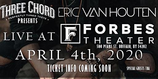 Eric Van Houten Live