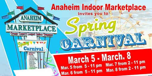 Spring Carnival at Anaheim Marketplace