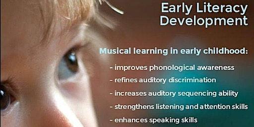 Tunes N Tots Music Class