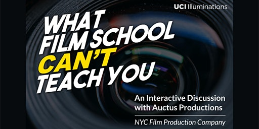 Auctus Productions: What Film School Can't Teach You