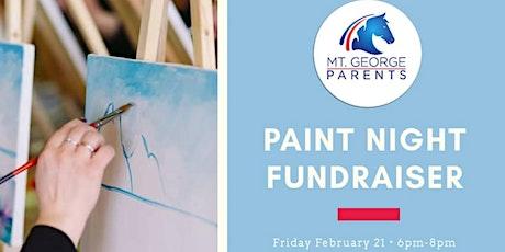 Paint Night Fundraiser tickets