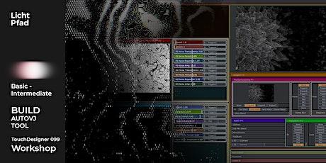 Online Workshop: Build the VJ TOOL in TouchDesigner tickets