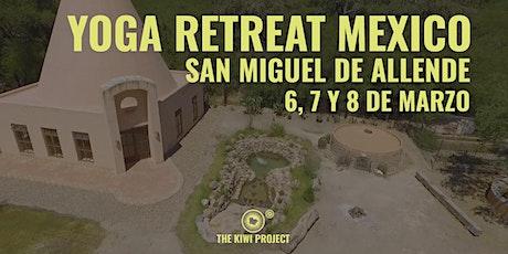 Retiro de fin de semana en San Miguel de Allende tickets