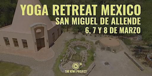 Retiro de fin de semana en San Miguel de Allende